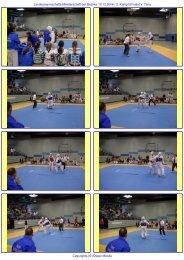 2. Kampf von Timo  - KSG Oh Do Kwan