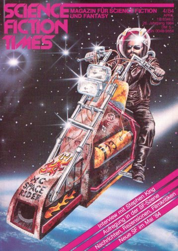 SFT 4/84 - Science Fiction Times