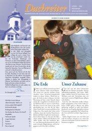 dachreiter 2/2008 (pdf) - livestream: gottesdienst in königsfeld