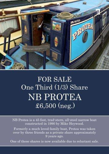NB Protea advert