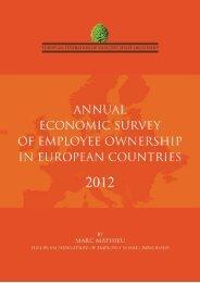European companies having employee share plans