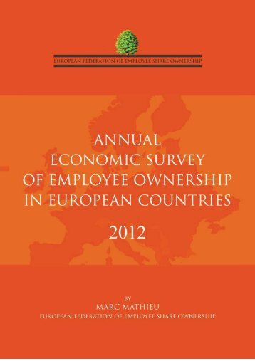 European companies having employee share plans