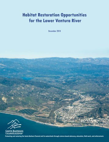 Habitat Restoration Opportunities for the Lower Ventura River