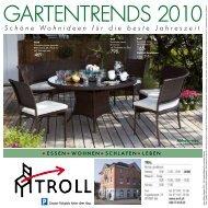 GARTENTRENDS 2010 - Troll