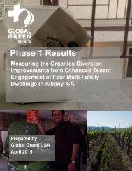 Albany MFD Report - April 2015 - Executive Summary