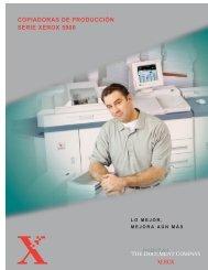 Copiadora de Producción Xerox 5900