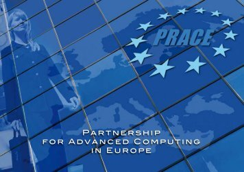 PARTNERSHiP FOR ADVANCED COmPUTiNG iN EUROPE - prace