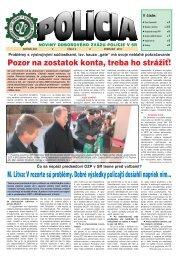 policia02/12 - Odborový zväz polície v Slovenskej republike