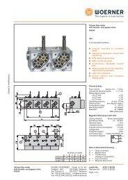 P0700 EN KUZ-B Volume flow meter with ... - TROMA-MACH sro
