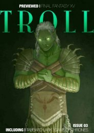 TROLL Magazine Issue III (May 2015)