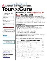 Local Guide - Tour de Cure