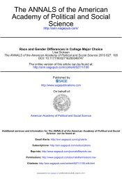 Science Academy of Political and Social The ... - Earlham College