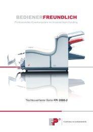 FPi 2000-2 - Francotyp Postalia