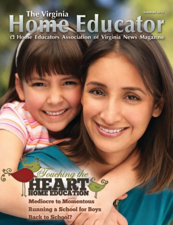 The Virginia home educaTor - Home Educators Association of Virginia