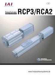 RCP3 - Linearachsensysteme - Schlüter Automation und Sensorik ...