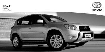 RAV4 - Toyota Schreib