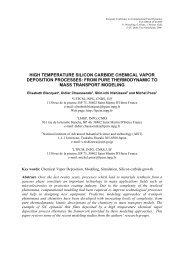 high temperature silicon carbide chemical vapor deposition - Fyper