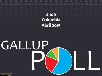 Gallup Poll # 106