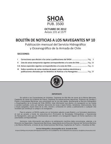 Octubre - Shoa