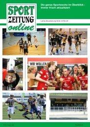 Sportzeitung Online (KW18)