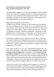 Bilanz der SPD-Bundestagsfraktion 1998  - 2005 Das - Olaf Scholz