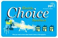 What you need to know about electric choice in ... - PennLive.com