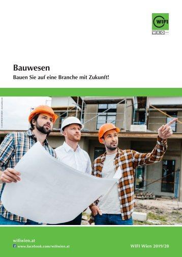 Bauwesen - Ausbildungen im WIFI Wien