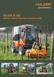 Holder M 480