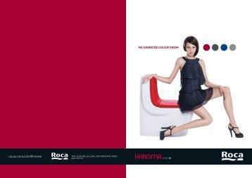 A0096 Khoma Brochure_AW - Roca