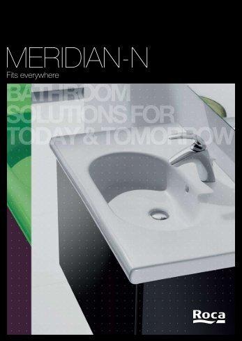 9627 Meridian Brochure AW 23 07 10.indd 1 7/29/2010 4:50 ... - Roca