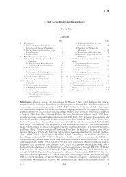2.Teil: Genehmigungsfreistellung - Handbuch des öffentlichen ...