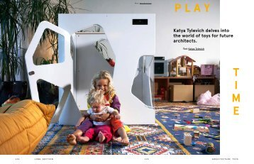 Architect Barbie helps parents to broach the topic of ... - Katya Tylevich