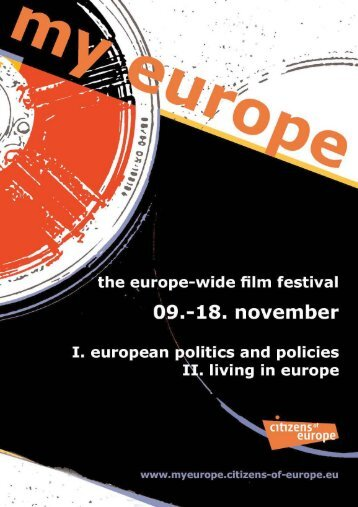 2007 Catalogue - Citizens of Europe