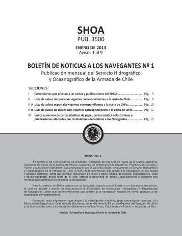 Enero - Shoa