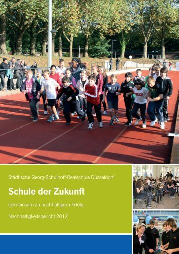 Nachhaltigskeitsbericht einer Düsseldorfer Realschule - BestWords