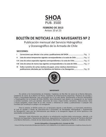 Febrero - Shoa