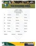 Round 1 Round 2 Round 3 Round 4 - Pembroke Kings - Page 4