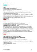 13 July 2010 15.00 – 17.30 Workshops Sprache: Deutsch Language ... - Page 3
