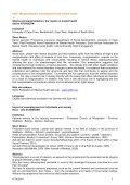 IFOTES CONGRESS VIENNA 2010 PLENARY ... - IFOTES und TSÖ - Page 3