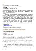 IFOTES CONGRESS VIENNA 2010 PLENARY ... - IFOTES und TSÖ - Page 5