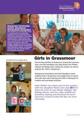 Grassmoor Community Centre, Chesterfield - One East Midlands