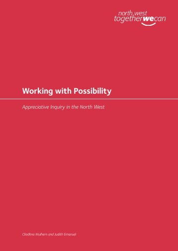 Working with Possibility - Asset Based Consulting