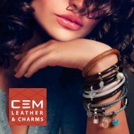 LEATHER & CHARMS - CEM