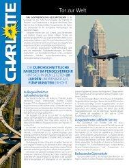 Leading Financial Center Tor zur Welt - Charlotte Chamber of ...