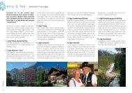 YØstrig Y tyrol | Westendorf og hygge - Tigerrejser