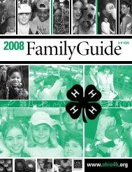 2008 Ohio 4H Family Guide - showbirdbid