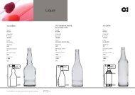 European Liquor Products Catalogue