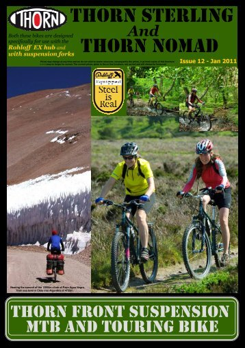 Multi suss brochure Jan 2011 review - SJS Cycles