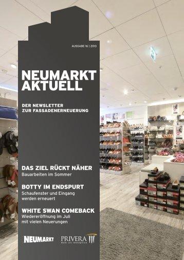 Newsletter 16|2013 - neumarkt-sg.ch