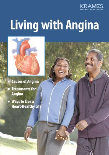 Living with Angina - Veterans Health Library